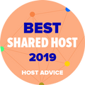 Awarded companies that are in the top 10 best shared hosting list